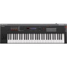 Yamaha Mx61 61-Key Analog Keyboard Synthesizer (Black) *New*