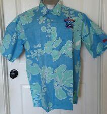 NWOT Reyn Spooner Aloha Hawaii Hawaiian Shirt Large NFL Football ProBowl 2002