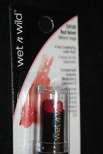 Wet n Wild Mega Last Lip Color C910D RED VElVET + FREE JORDANA LIP LINER