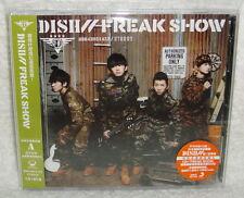 DISH FREAK SHOW 2014 Taiwan Ltd CD+DVD+2 Cards (Ver.A)