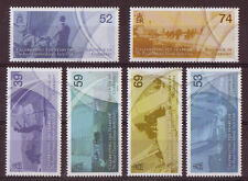 GUERNSEY 2012 ROYAL YACHT CLUB SET OF 6 UNMOUNTED MINT, MNH