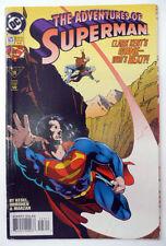 the adventure of superman 523