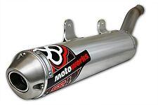 Motoworks SR4 G2 Slip on Muffler HONDA CRF450R CRF 450 R 2009 - 2010