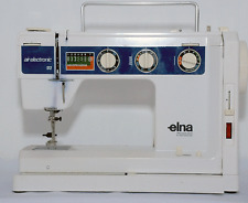 Second Hand Elna Air Electronic