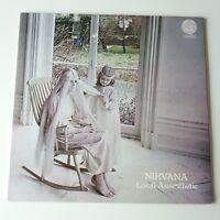 Nirvana - Local Anaesthetic - Vinyl LP UK 1st Press 1971 Vertigo Swirl Rare Prog