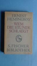 16/6/18 - Ernest Hemingway-por quien doblan las campanas - 1951