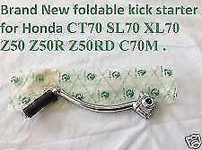 Honda CT70 SL70 XL70  C70M New foldable Kick Starter Pedal Arm