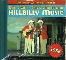 COUNTRY & WESTERN HIT PARADE 1956   Bear Family CD