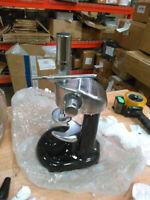 Broken Handle Commercial Barista Espresso Tamper Coffee Grinder Stainless Steel