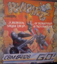 Ramparts C 64 (floppy disk) (Game, BOX, MANUAL)