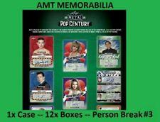 George Lopez 2020 Leaf Metal Pop Century 1X CASE 12X BOX BREAK #3