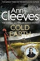 Cold Earth, Paperback by Cleeves, Ann, Brand New, Free shipping