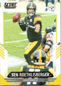 2021 Score (Panini) NFL Football Trading Cards Pick From List 1-200
