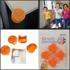 4pcs Table Corner Buffers Protector Baby Safe Edge Child New Safety Corner Cover