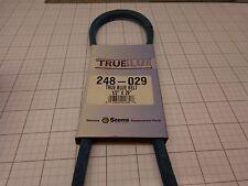 """Stens  248-029    1/2""""X29""""   Drive Belt True Blue HD Heavy Duty Made in USA"""