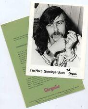 Steeleye Span Stormforce Ten Chrysalis UK Press Kit 1977