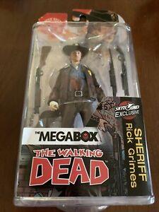 McFarlane Toys Walking Dead Skybound MegaBox Exclusive Sheriff Rick Grimes Clean
