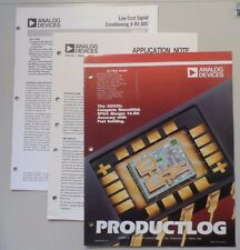 1985 Analog Devices Productlog AD526 and AD670 Application Notes