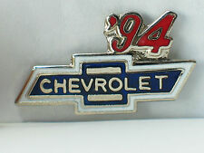 1994 Chevrolet Pin Badge Chevy Auto Pins lapel Hat Tack