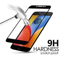 9H Tempered Glass Screen Film Protector Cover For Motorola Moto G5s G4 E4 Plus