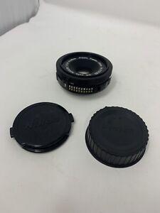 Used Nikon GN Auto Nikkor 45mm F2.8 non-AI lens