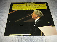 WILHELM KEMPFF 33 TOURS GERMANY BEETHOVEN