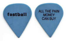 Fastball Miles Zuniga All The Pain Money Can Buy Blue Guitar Pick - 1998 Tour