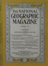 1932 National Geographic CITROËN MOROCCO AUSTRIA TYROL