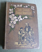 Swiss Family Robinson translation edited William Kingston pbsd Routledge c 1879