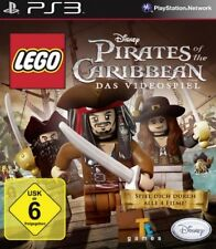 Playstation 3 LEGO PIRATES OF CARIBBEAN FLUCH DER KARIBIK DEUTSCH Top Zustand