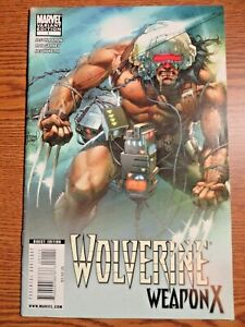 Wolverine Weapon X #1 Kubert Variant Cover Jason Aaron 1st Print X-men Marvel