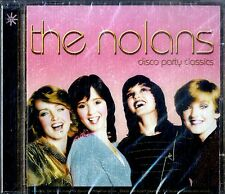 NOLANS Disco Party Classics CD Sealed