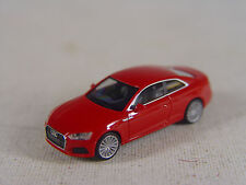 Audi A5 Coupe in rot - Herpa  HO 1:87 Modell 038669  #E