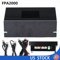 FPA2000 Signal Power Amplifier Module 12V fit DDS Function Signal Generator Fast