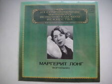Marguerite Long - piano , Chopin/Faure/Ravel LP