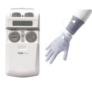 TensCare - Tens ONE Dual Channel Pain Relief with iGlove for Pain & Arthritis