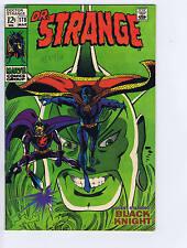 Doctor Strange #178 Marvel 1969