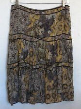 Christopher & Banks Lined Side Zip Skirt Size 14
