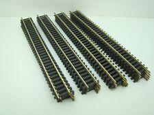 JOUEF - HO - 475 - 20 RAILS DROITS DE 247 MM - MAILLECHORT - ANCIEN - #2