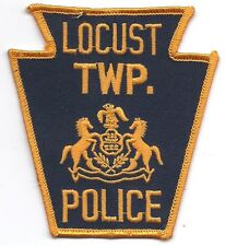 *Locust Township Pennsylvania Police Patch*