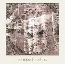 SOL INVICTUS - Let Us Prey 2CD Tony Wakeford Death in June Blood Axis