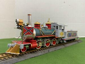 Bachmann On30 Gauge Hawthorne Village Civil War Passenger Train