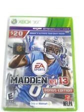 Madden NFL 13 Bonus Edition w/ 8 Ultimate Team Draft Packs