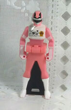 Bioman Bio Pink Five 5 Ranger Key Gokaiger VERY RARE Pink5 Bandai Japan US SELL!