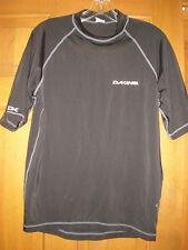 """DaKine Men's """"Finest"""" Black  Super Stretch T-shirt Athletic Size; XL EUC"""