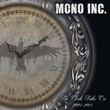 MONO INC The Clock Ticks On 2004-2014 2CD Alive & Acoustic * NEW