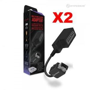 2X Hyperkin SNES Controller to SNES Classic Mini Edition Wii U Remote Adapter