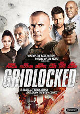 Gridlocked (DVD 2016)-- Trish Stratus Dominic Purcell-Stephen Lang-Vinnie Jones-