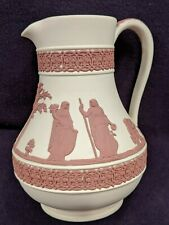 Wedgwood Collectors Society Terracotta On Primrose Pitcher