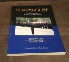 Remember Me Division One Manhattan FDNY Limited Edition Book #28